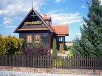 Oak Cottage Getaway in Northern Croatia, fully restored
