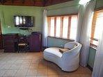 Garden View Upper Level Bedroom: Tropical Splendour