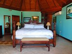 Ocean View Master Bedroom: Blue Oasis