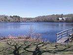 Lovely Lake Elizabeth at The Craigville Retreat Center