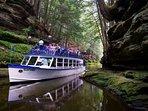 Enjoy the beauty of the Wisconsin River on this awesome boat tour.