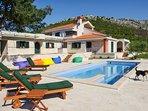 5 bedroom Villa in Plano, Splitsko-Dalmatinska Županija, Croatia : ref 5606385