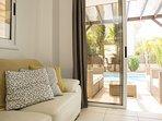 villa sofia ayia napa living room
