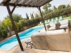 villa sofia ayia napa by the pool