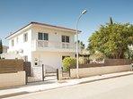 villa sofia ayia napa street view