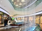 Huge shopping eating Mall Short walk 3-8 minutes  to all  amenities