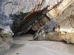Black Rock Sands - Caves