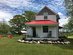 Beautiful Farmhouse in Northern Michigan near Mack