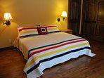'Glacier Park' Master Bedroom - King Bed