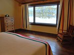View of Lake From 'Glacier Park' Master Bedroom with Lake View