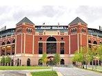 Short walk to Globe Life Stadium for the MLB Texas Rangers