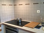 Neff circutherm oven and ceramic hob