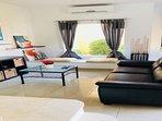 Lounge area Apt 4