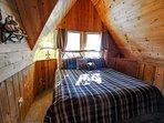 Hereford Cabin 693 - Third guest bedroom Queen bed