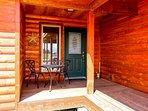 Cozy Mountain Home - Cozy Mountain Home Front Porch
