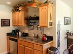 Cozy Mountain Home - Kitchen Updated Appliances