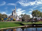 We are just a few minutes from Disney World