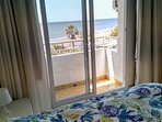 Check out the sea view from your own private balcony in the master bedroom