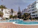 The main pool at Heritage Resorts Club Playa Real
