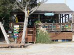 Cocos On the Beach-beachside bar/grill
