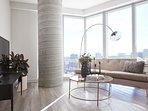 Architectural 2BR in Fenway by Sonder