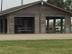 subdivision clubhouse/picnic area can be rented for a large group