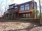 4BR/ 4BA Lakefront House w/HOT SAUNA & Fireplace!