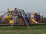 Playground in common area