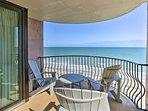 Unwind in this 3-bedroom, 2-bathroom vacation rental condo in Myrtle Beach.