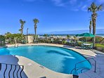 With a pool, beach access, and beds for 8, this home is truly top-notch.