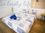Live.Lovely Life at our cozy sky loft studio #2