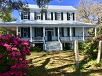 Historical Southern Home in Paradise