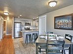 This clean and spacious home is the perfect home base for families!