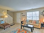 Kick back inside 1,500 square feet of living space.