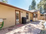This home is perfect if you're in town for an NAU graduation ceremony!