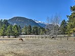 Say hello to the deer from the patio of this 4,800 sq ft Stanley Heights ranch.