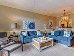 Alternate Living Room Shot Showing Entire Room
