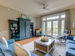 Alternate Living Room View Toward Armoire