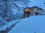 winter at Villa Mila