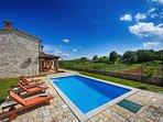 2 bedroom Villa in Vranje Selo, Istria, Croatia : ref 5604769