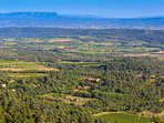 View of Property from the Luberon