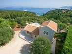 2 bedroom Villa in Fiskárdo, Ionian Islands, Greece : ref 5604832