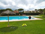 first line apartment with community garden and  pool - parking-wifi-SA PUNTA COSTA BRAVA