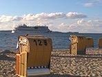 Traumschiffe vor Laboe