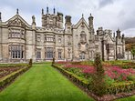 Margam Park and Country house is only a short drive from the house a visit is a must