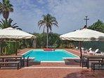 Relais Villa Gandoli, sul Mare Jonio, Piscina, BBQ, Ingresso compreso Spiaggia Lido Gandoli