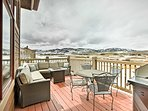 These Rocky Mountain views are sure to impress.