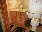 Bedroom 3's bathroom