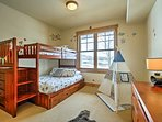 Send the kiddos downstairs to the bunk room!