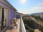 Balcony, Surface: 14 m²